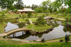 新緑の玉泉院丸庭園H27.5.4 (6)