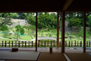 H27.8.23 玉泉庵からの眺め