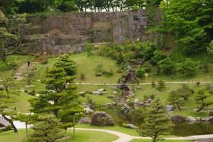 新緑の玉泉院丸庭園H27.5.4 (2)